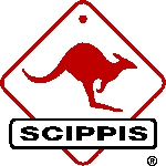 Scippis, made in Australia